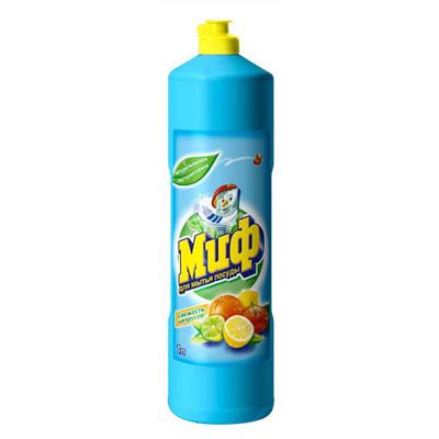 Жидкость для посуды МИФ 1л Свежесть цитрусов