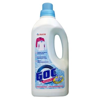 Отбеливатель Бос жидкий 1,2л