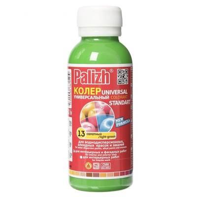 Колер универсальный PALIZH (0,1л 140гр) №13 салатный