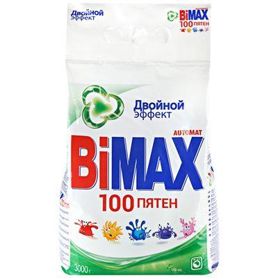 Порошок автомат 100 пятен Бимакс 3кг
