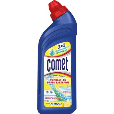 Гель Комет чистящий 450мл Лимон