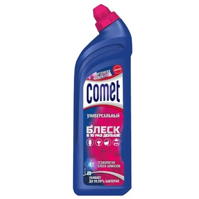 Гель Комет чистящий 850мл Весенняя свежесть