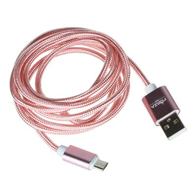 Кабель для зарядки FORZA Micro USB 1,5 м, 1А, 916-031