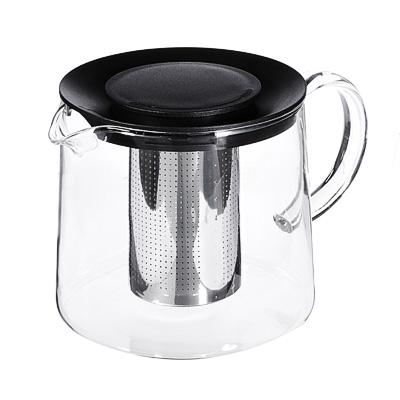 Чайник заварочный 1,5л SATOSHI Цейлон стекло 850-173