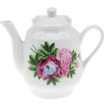 Чайник керамический Пион 1,75л 4с0163