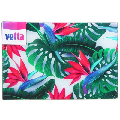 Доска разделочная стекл VETTA Тропики 20*30см 853-201