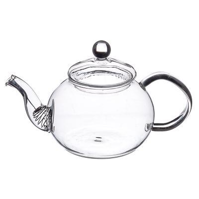 Чайник заварочный 600мл стекло, ситечко нерж., Vetta 850-157