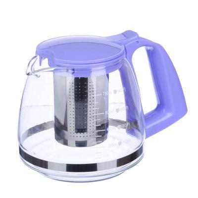 Чайник заварочный 750мл VETTA стекло 850-141