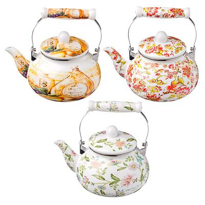 Чайник эмалиров 2,5л Vetta 894-407