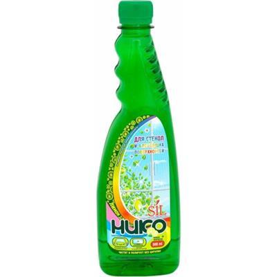 Жидкость ЗАПАСКА для стекол Никосил 500мл Лимон