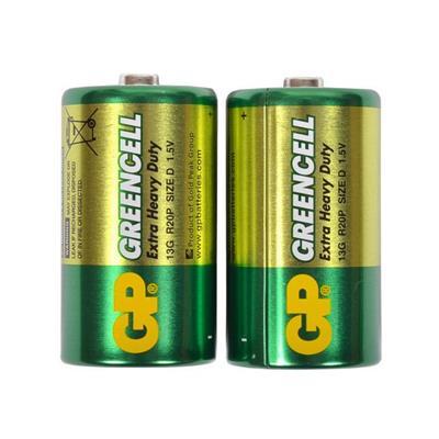 Батарейка большая Гринсилл GP R20 цена за 1шт
