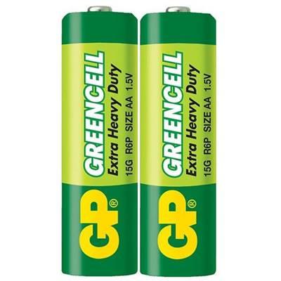 Батарейка пальчик Гринсилл АА  R6 gp цена за 1шт