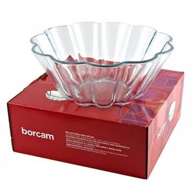 Форма Боржам 1,68л (d220*85мм) 59114/Гранат