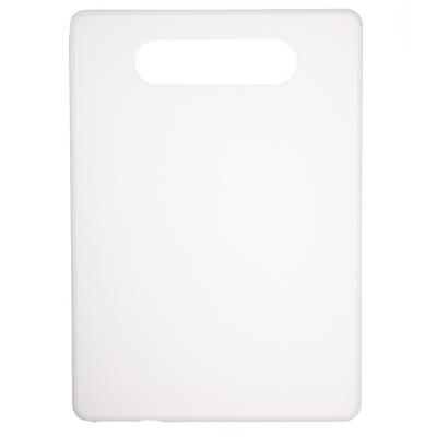 Доска разделочная Vetta, пластик, белая 35,5*25см 852-237