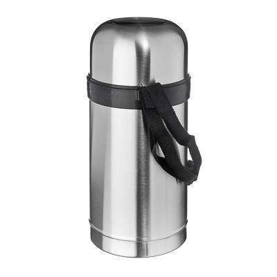 Термос метал Суповой с широким горлом 1л Vetta 841-073