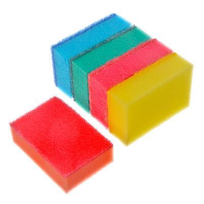 Губка для посуды Vetta Премиум 5шт (9,6*6,5*3см) 441-084
