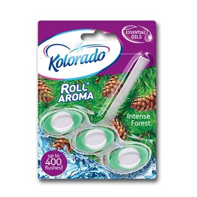Блок для унитаза Kolorado Roll Aroma Лесной 51г