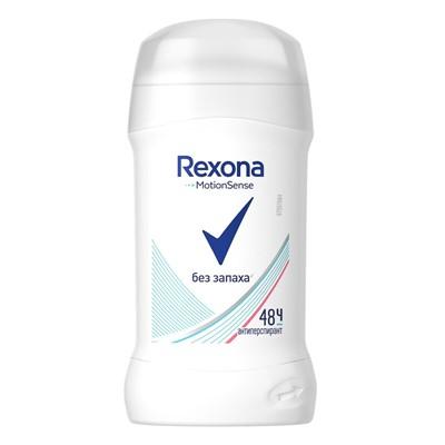 Дезодорант жен Рексона сухой 40мл без запаха