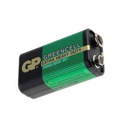 Батарейка крона 6F22 Гринсилл (TR)