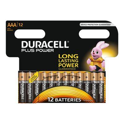 Батарейка микропал Дюрасел ААА LR03 (12), цена за 1шт