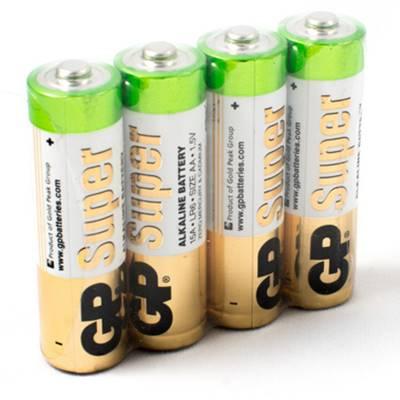 Батарейка пальчик GP Alk Супер LR6, цена за 1шт