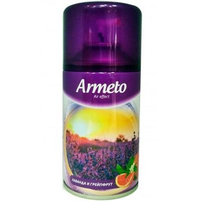 Освежитель Armeto 250мл запас Лаванда и грейпфрут