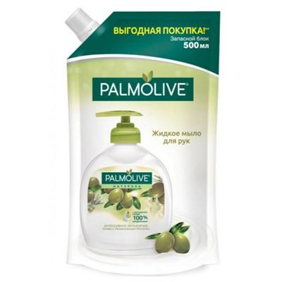 Мыло жидк Палмолив 500мл Олива (мягкая уп-ка)