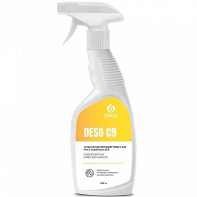 Антисептик Grass DESO 600мл C9 с расп.