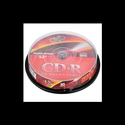 Диски CD-R S-10 700Mb 10шт/уп, цена за 1 диск