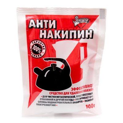 Антинакипин 100г красный АМС