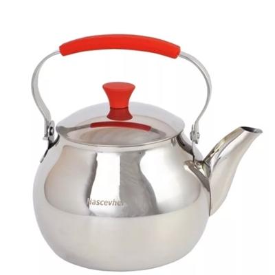 Чайник стальной 2,5л Home Perfect Mevlana
