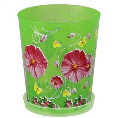 Горшок цветочный Камилла для орхидей 1,8л М2804/М2800/М2802