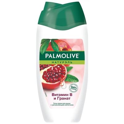 Гель для душа Палмолив 250мл Витамин В и гранат
